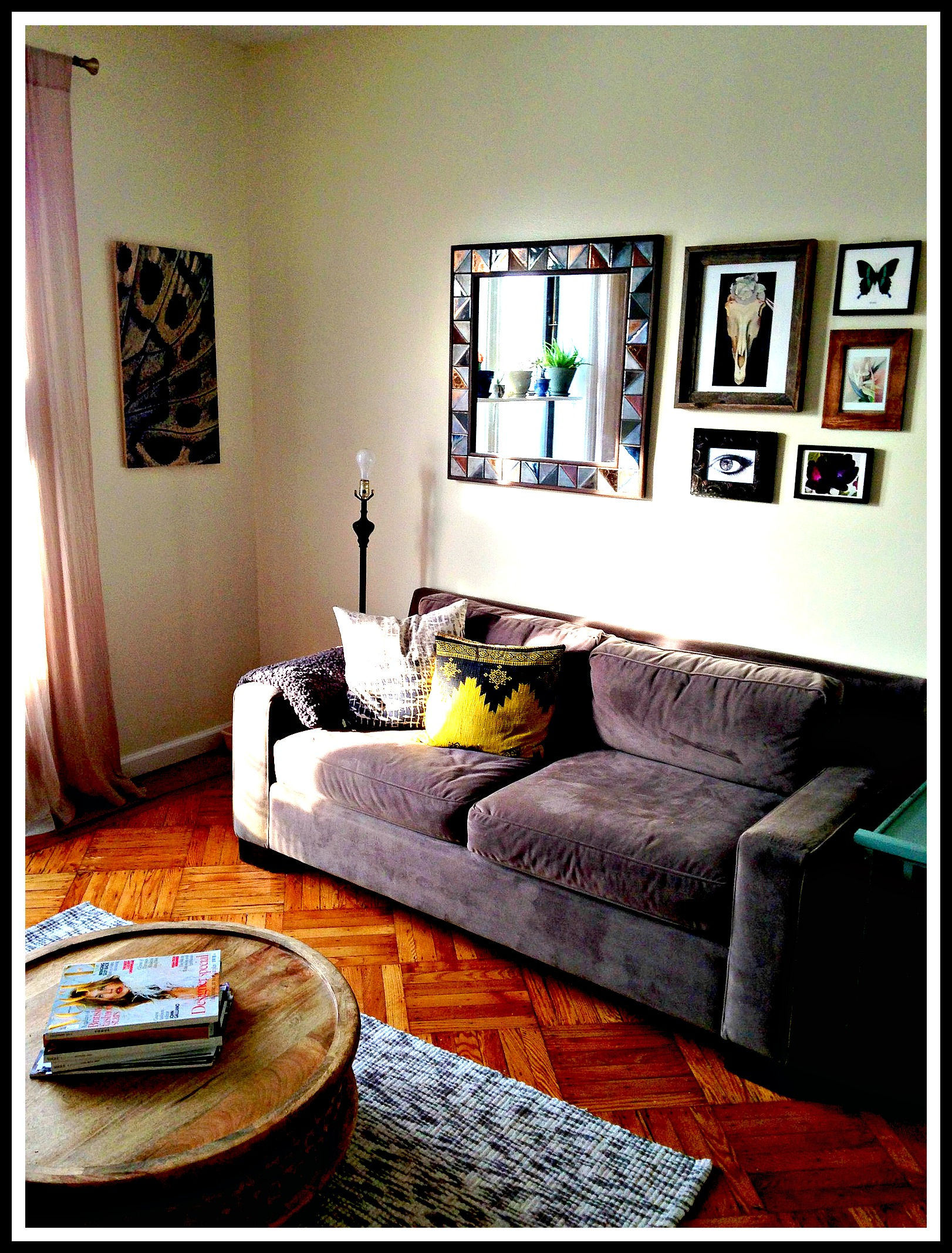 Apartment decorating new york city love the kale diaries for New york city decor